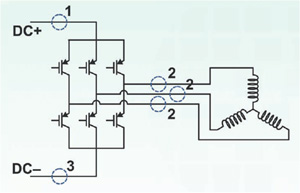Применение датчиков тока в электроприводе