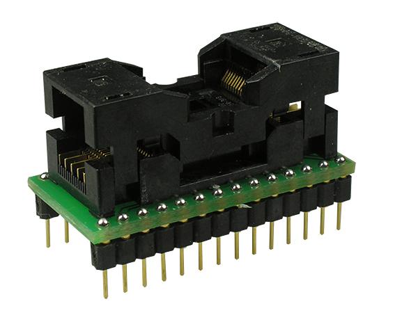 DIP28-TSOP28 ZIF адаптер