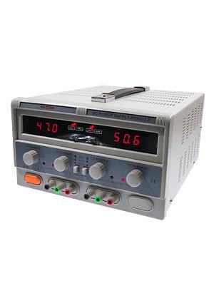 HY5003-2 лабораторный блок питания 0-50В/3Ax2 ...