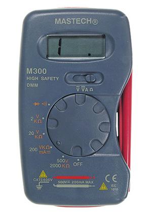 Цифровой мультиметр Mastech M 300, несмотря на свою простоту, является одним из самых любимых и распространенных...