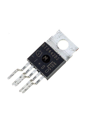 BTS442D2, Power Switch  63V21A TO-220AB/5 Infineon