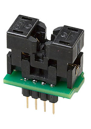 DIP8-MSOP8 адаптер