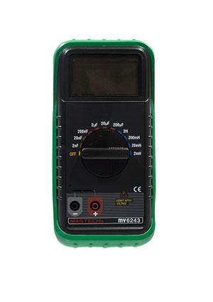 Измеритель LCR MY-6243 - УРАЛПРИБОР - измерительные приборы, мультиметры, индикаторы, щитовые приборы, осциллографы...