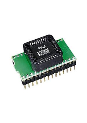 DIP32-PLCC32 ZIF-ARIES адаптер