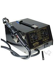 Паяльная станция SR-979 предназначена для пайки и распайки SMD- компонентов (в том числе микросхем в...